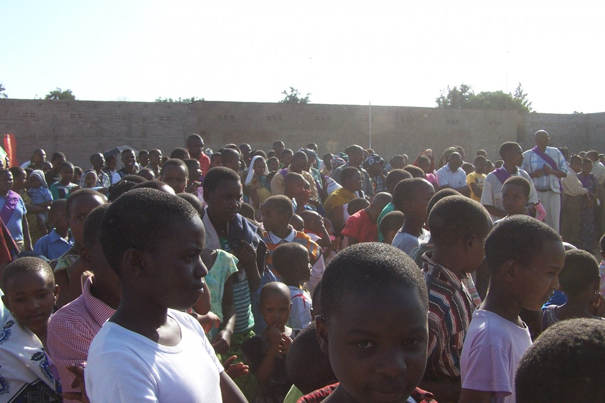 Healings and Salvations in Tanzania
